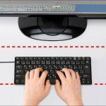 サンワサプライ SKB-SL18 / SKB-SL17 - タブレットでも使える本格的小型USBキーボード