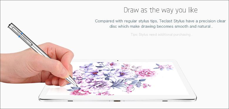Teclast Tbook 16 Pro スタイラス