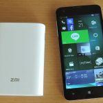 ZMI MF855 - SIMフリーのモバイルルーターとモバイルバッテリーの2役をこなすスグレモノ(実機レビュー)
