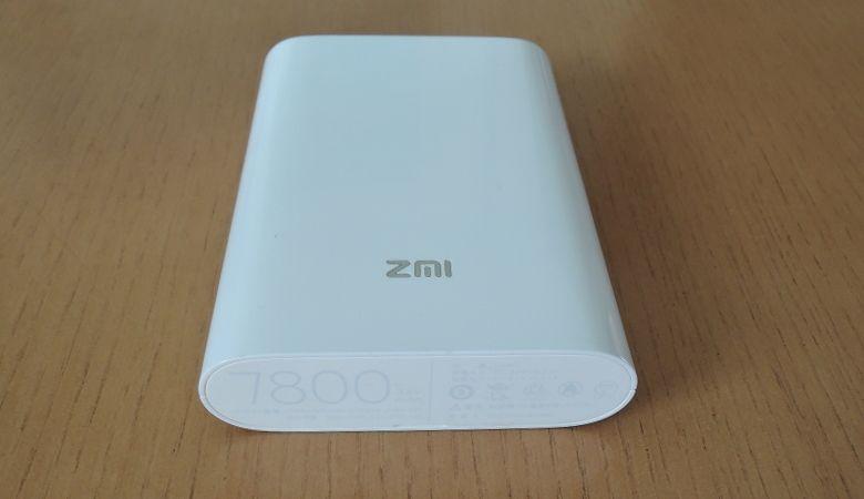 ZMI MF855 底面