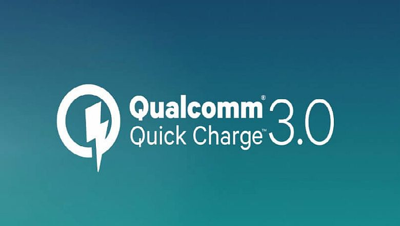 Quick Charge 3.0 ロゴ