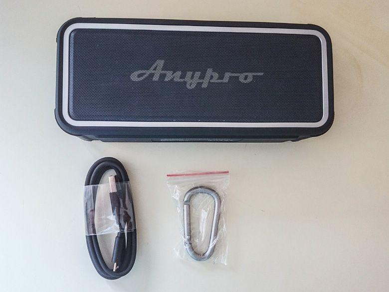 Anypro HFD895 付属品