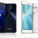 ASUS ZenFone 3 - SIMフリーでハイスペックなAndroidスマホ、3バリエーションで新登場