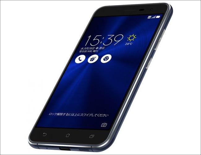 ASUS ZenFone 3 2.5D曲面
