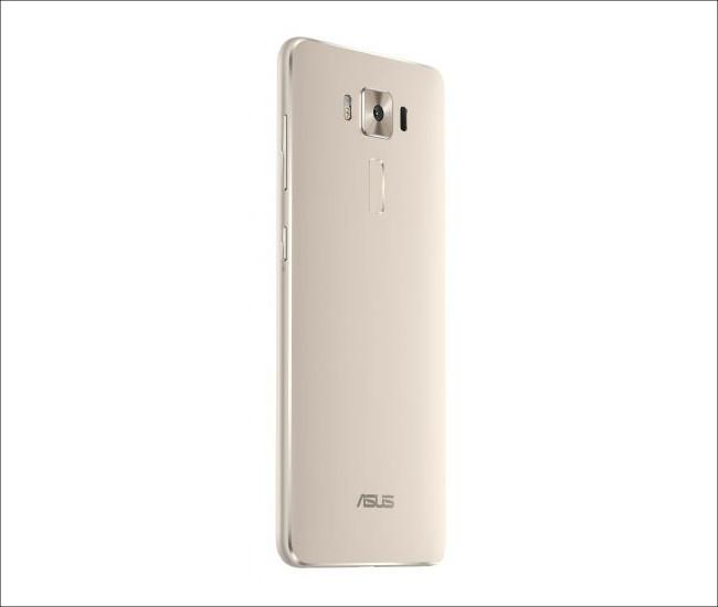 ASUS ZenFon 3 Deluxe 背面