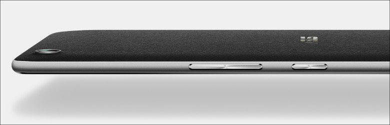 ASUS ZenPad 3 8.0 ボタンのアクセント