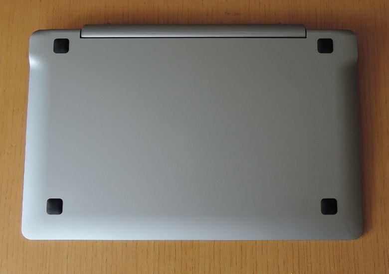 Chuwi Hi 10 Pro キーボード背面