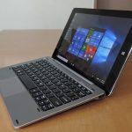 Chuwi Hi 10 Pro - 中国の10.1インチデュアルブートタブレットをキーボードと一緒に使ってみた(実機レビュー)