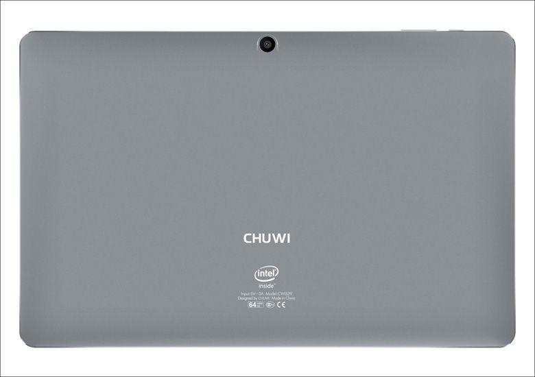 Chuwi Hi 10 Pro 背面