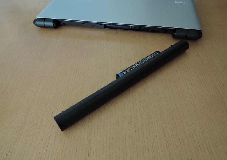 ドスパラ Critea VF-HE11 バッテリー