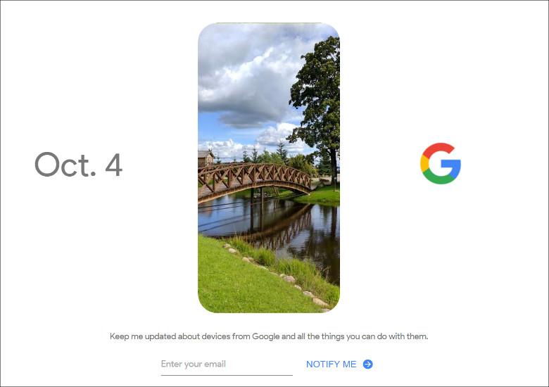 Googleが10月4日に新製品発表