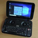 GPD WIN - 5.5インチ、フルWindows、キーボード搭載のゲームパッド ただ感動(実機レビュー)