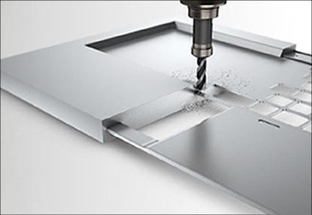 HP ENVY 15-as100 CNC加工