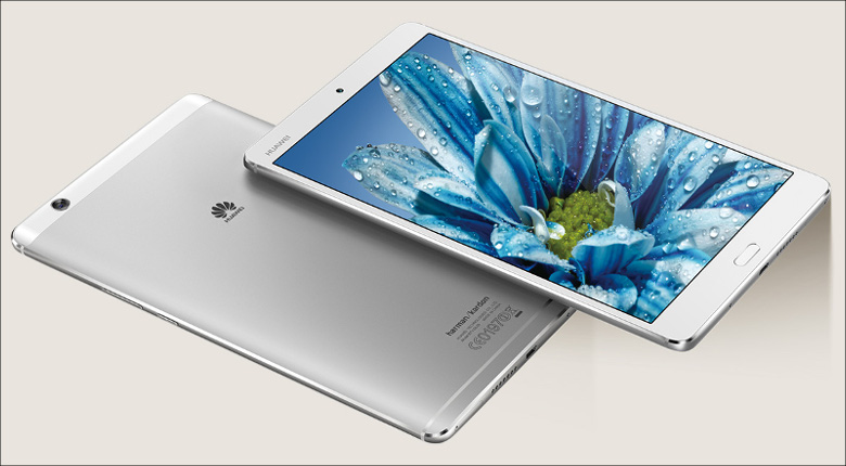 Huawei MadiaPad M3 シルバー