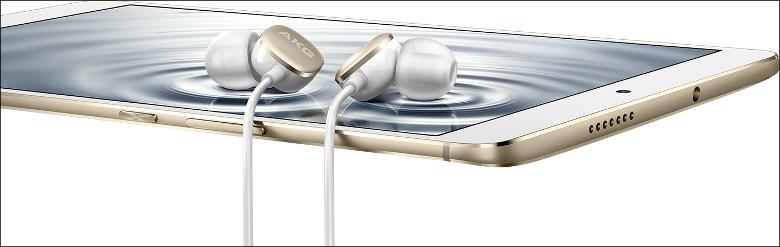 Huawei MadiaPad M3 音質