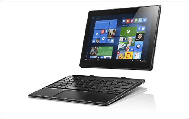 Lenovo ideapad MIIX 310 キーボード