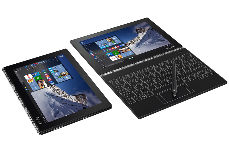 Lenovo YOGA BOOK Windows版