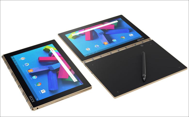 Lenovo YOGA BOOK Android版
