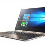 Lenovo Yoga 910 - 13.9インチキーボード非分離型2 in 1、最新テクノロジー満載の上級モバイルマシン