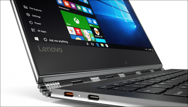 Lenoco Yoga910 筐体