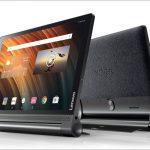 Lenovo Yoga Tab 3 Plus - 10.1インチAndroidタブレット、いわく「パーソナルテレビ」