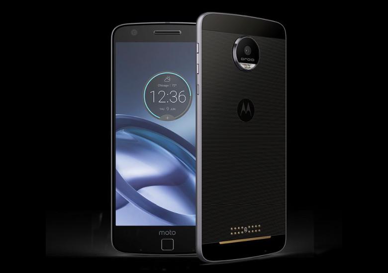 Motorola Moto Z 筺体
