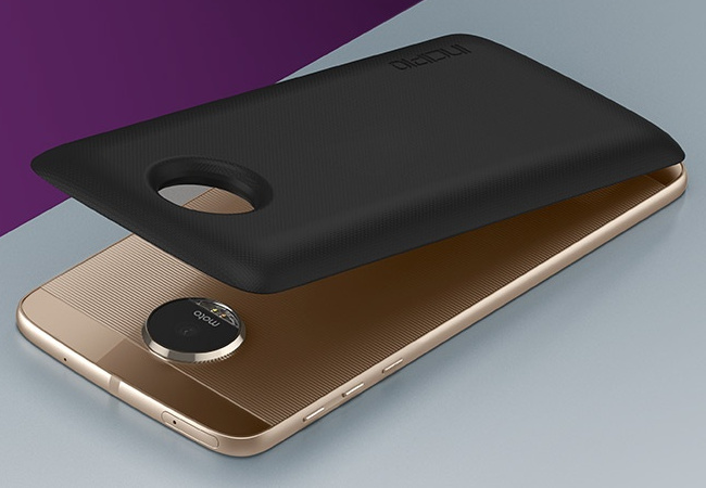 Motorola Moto Z バッテリーモジュール