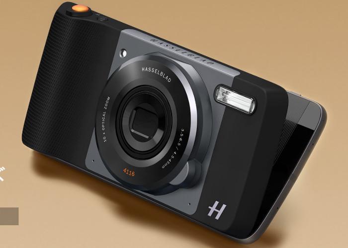 Motorola Moto Z カメラモジュール