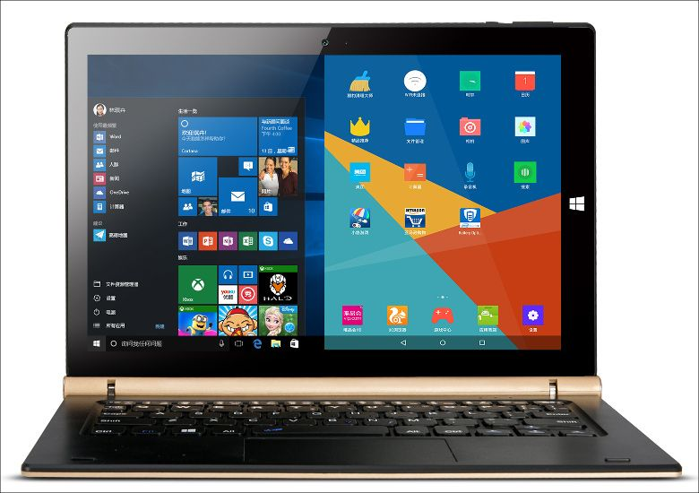 Onda oBook 20 Plus キーボード