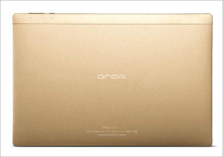 Onda oBook 20 Plus 天板