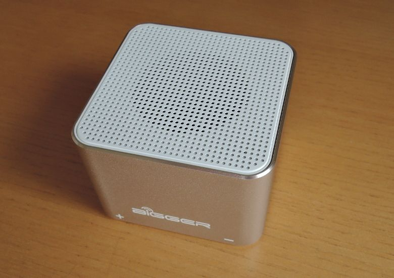TJC Golden-Cube Bluetoothスピーカー 本体