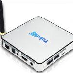 YOKA KB2 - Android 6.0に最新CPUを搭載したTV Box パソコンとしても使えそうよ!