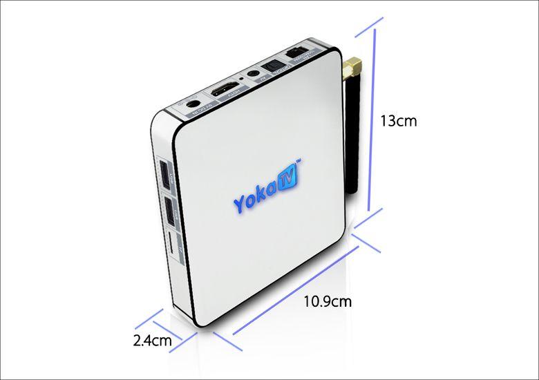 YOKA KB 2 サイズとポート類