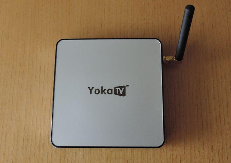 YOKA KB2 アンテナ装着