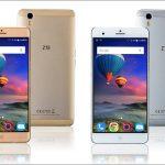 ZTE BLADE V7 MAX - LTEと3Gの同時待ち受け対応!5.5インチAndroid スマートフォン