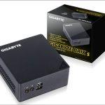 GIGABYTE BRIX - 超小型ながらWindows 10 ProにThunderbolt 3を搭載したハイスペックマシン