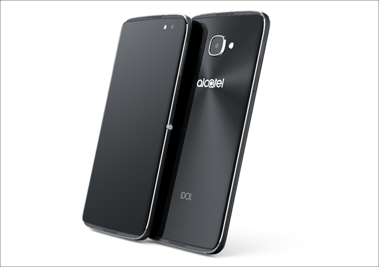 Alcatel IDOL 4 筺体
