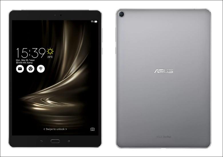 ASUS ZenPad 3S 10 筺体