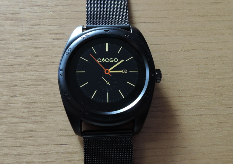 CACGO K89 筺体