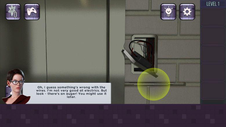 Can You Escape 2 エレベーターのボタンが壊れている