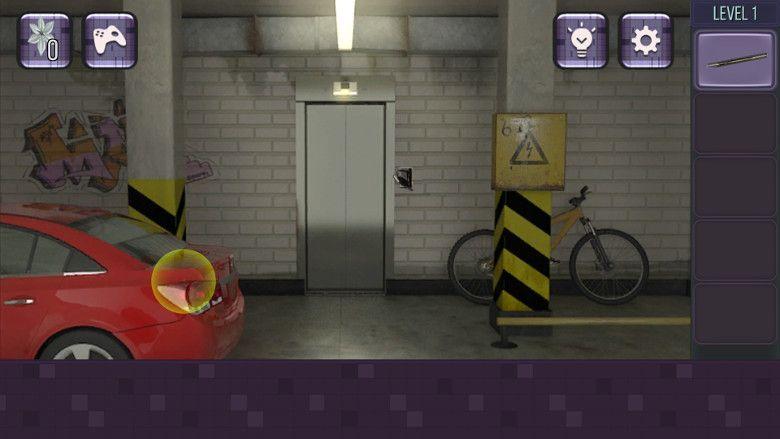 Can You Escape 2 エレベーター