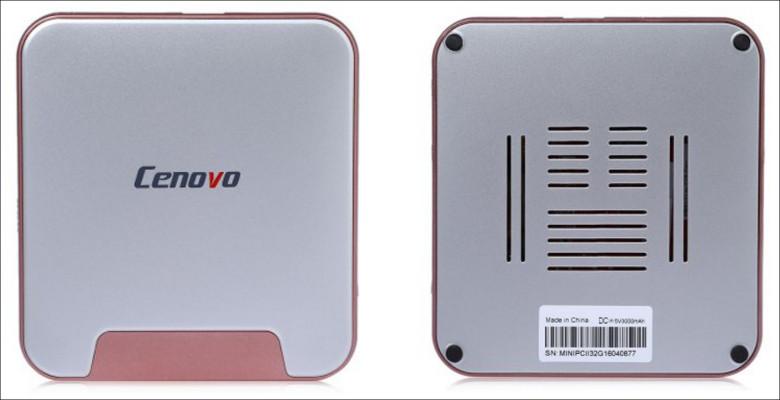 Cenovo Mini PC 2 上面と下面
