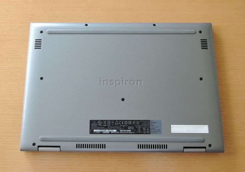 DELL Inspiron 13 5000 底面