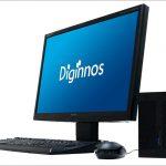 ドスパラ Diginnos mini DM110 ー スティックPCオリジンではなくデスクトップPC、しかし超ミニサイズ