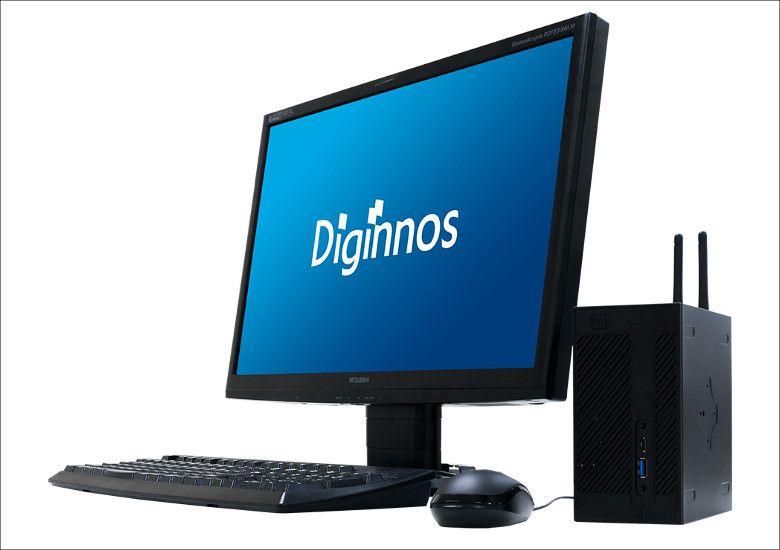ドスパラ Diginnos mini DM110
