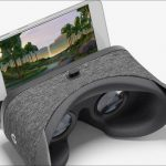 Google Daydream View - 「Googleらしい」VRヘッドセット、水中メガネじゃないから
