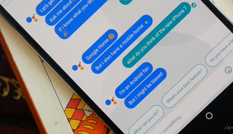 Google Assistantの次の質問