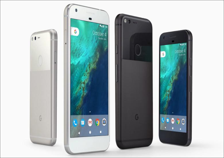 Google Pixel, Pixel XL