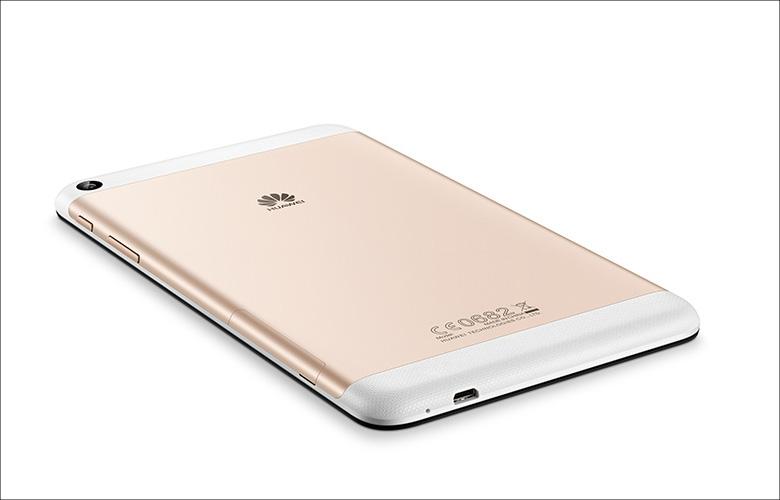 HUAWEI MediaPad T1 LTE ゴールドモデル