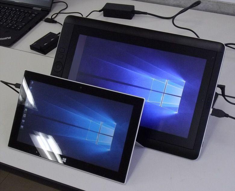 Jumper EZPad 5SE Cintiqと比較